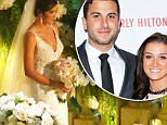 """Picture Shows: Jade Roper  January 25, 2016\n \n """"Bachelor in Paradise"""" stars Jade Roper and Tanner Tolbert tie the knot at the St. Regis Resort Monarch Beach in Dana Point, California. The couple got engaged four months ago on the season 2 finale of their show and recently put down a deposit on a new home in Kansas City, Kansas on January 10.\n \n Non-Exclusive\n UK RIGHTS ONLY\n \n Pictures by : FameFlynet UK © 2016\n Tel : +44 (0)20 3551 5049\n Email : info@fameflynet.uk.com"""