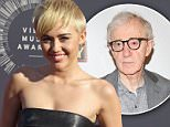The file picture dated 24 August 2014 shows US singer Miley Cyrus arriving at the '2014 MTV Video Music Awards' at The Forum in Inglewood, California, USA. US music chanel MTV annouced, that Miley Cyrus will host the  '2015 MTV Video Music Awards' (VMAs) in Los Angeles on 30 August, according to media reports on 21 July 2015.  EPA/JIMMY MORRISON epa04855128 (FILE)