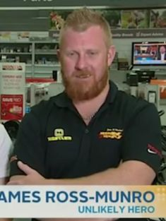 Drunk Australians who foiled robbery give hilarious interview