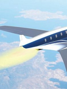 London to New York in 11 minutes? Rocket boosters on Antipode plane could make it so