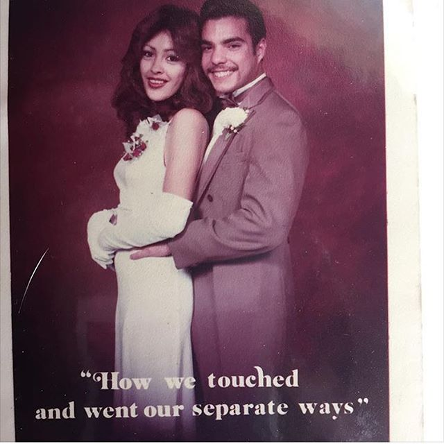 '83-'84 Vail High School Prom. Mousie and Sapo from VNE #VarrioNuevoEstrada (Photo credit @lordglock @IAMMEMMZ )