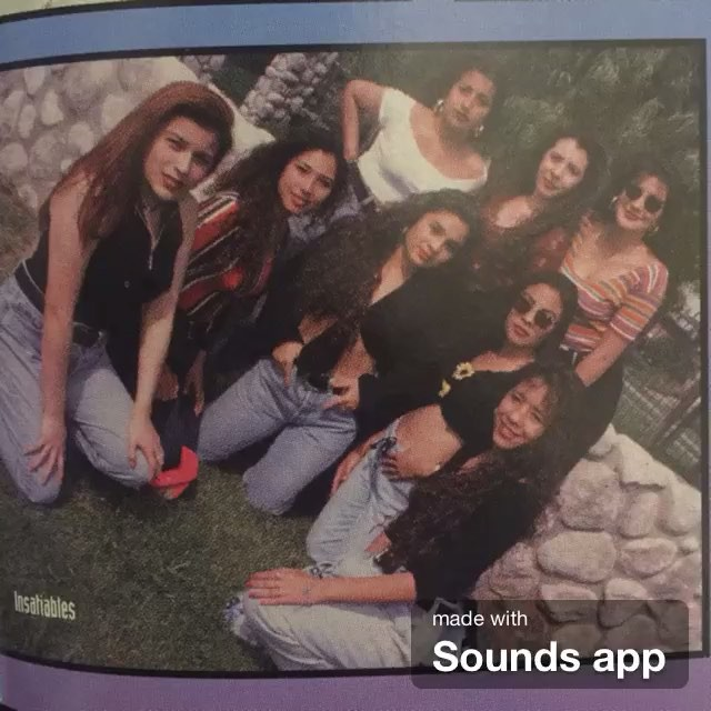 🔊 Insatiables 🔊 1993 #StreetBeatMagazine
