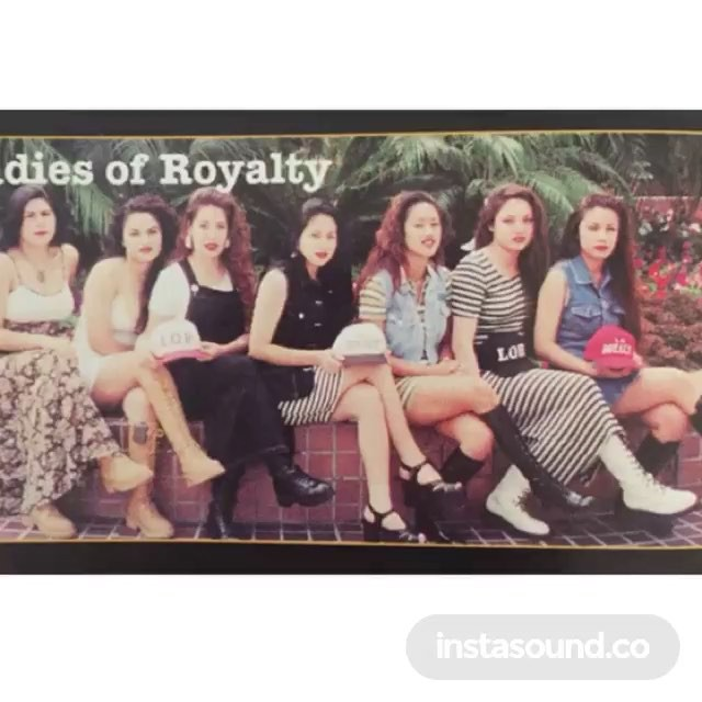 ~#LadiesofRoyalty~ Crew Rolling Deep #KROQ #LAPartyCrews #FLASHBACKFRIDAYS #SoftCell