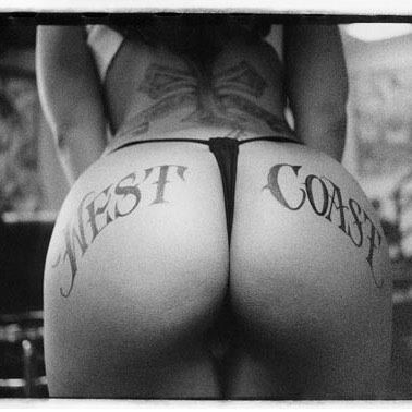 🎭 #WestcoastWednesday 🎭 (photo by : @estevanoriol )