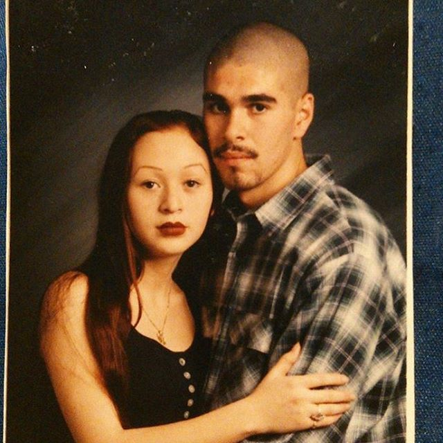 Betty and Dopey 1995 #Montebello (photo: @angiebmunoz )