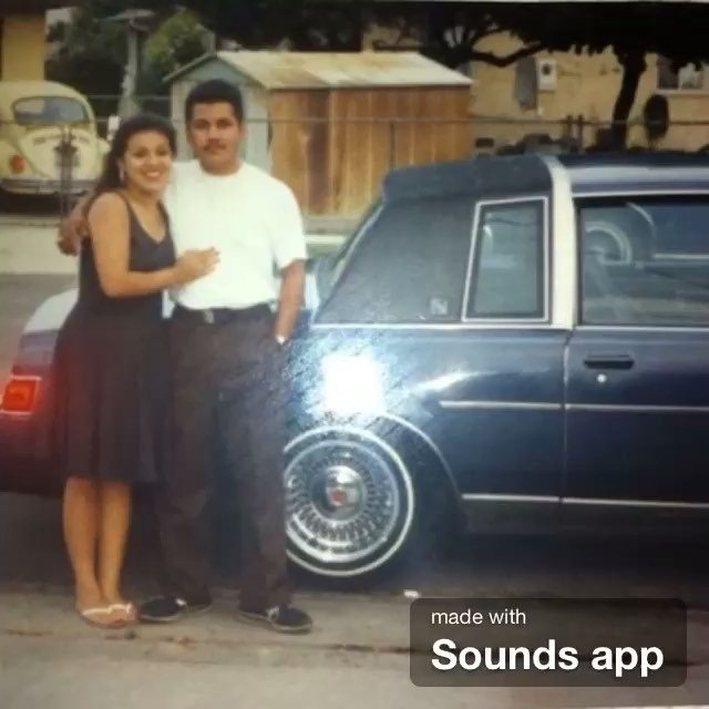 #WhiteFence13 Boyle Heights 1992