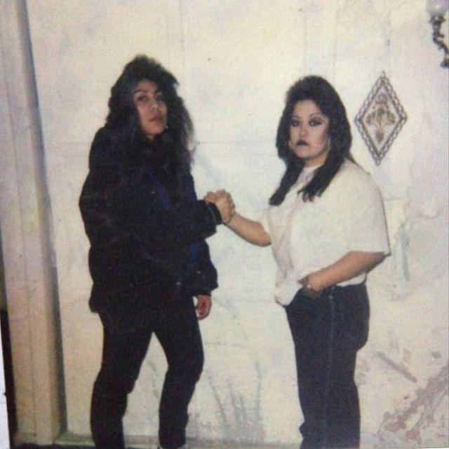 Sadgirl n Smiley #Pomona 1990 @lisaby06 🎭