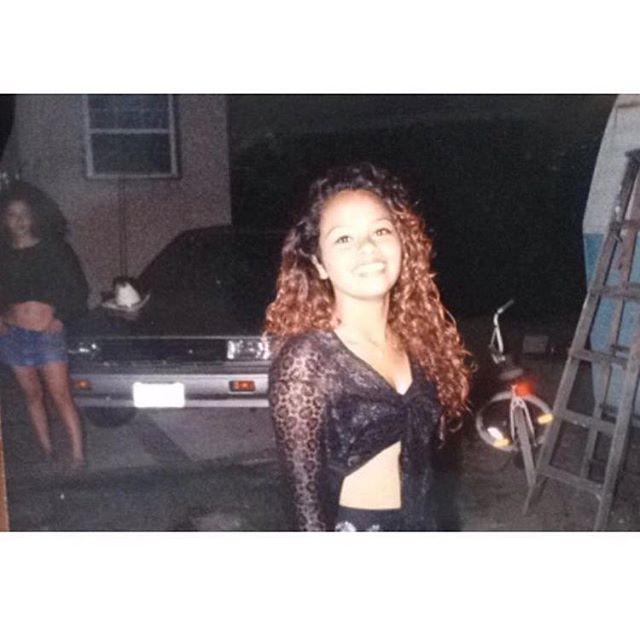 ~✨Hi Lili (I see you too bae in the back)✨~ from #CHINO #California 1986