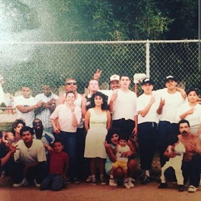 San Gabriel Valley Valinda summertime  1993 (photo: @smiley.vfm )