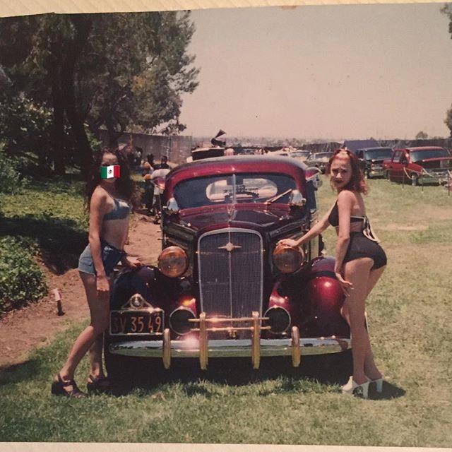 Lowrider Car Show #90s #ThisIsLosAngeles