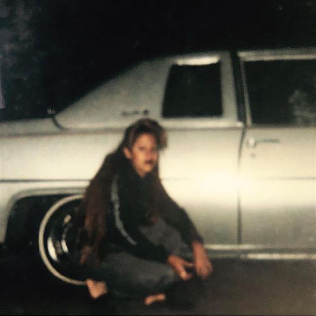 The homie lil flaca #cpt 1990 #Compton (photo: @darla37 )