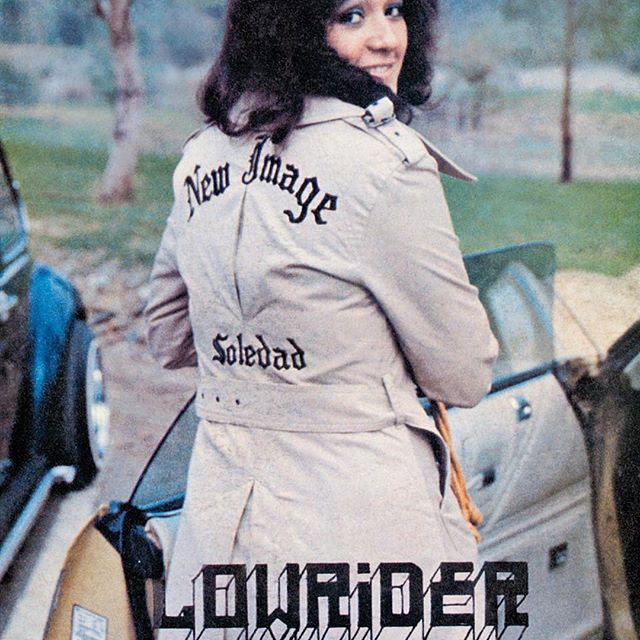 If you don't know now you know🔪 ~Classic~ 🌹 Issue numero 1 January 1977 #lowridermagazine