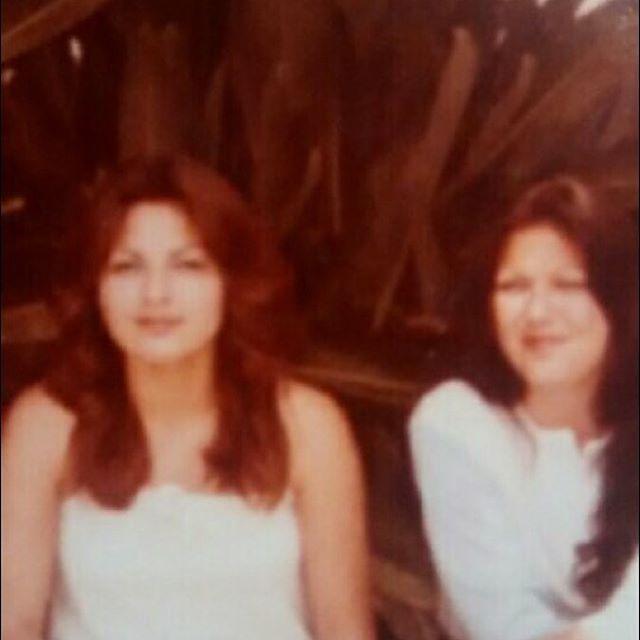 #BassettGrande Kathy and Rena