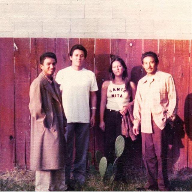 🌵The Medinas🌵 ----------- 🎭~SANTA NITA~🎭 #SantaAna late 70s #OC #SouthernCali @167thstreet
