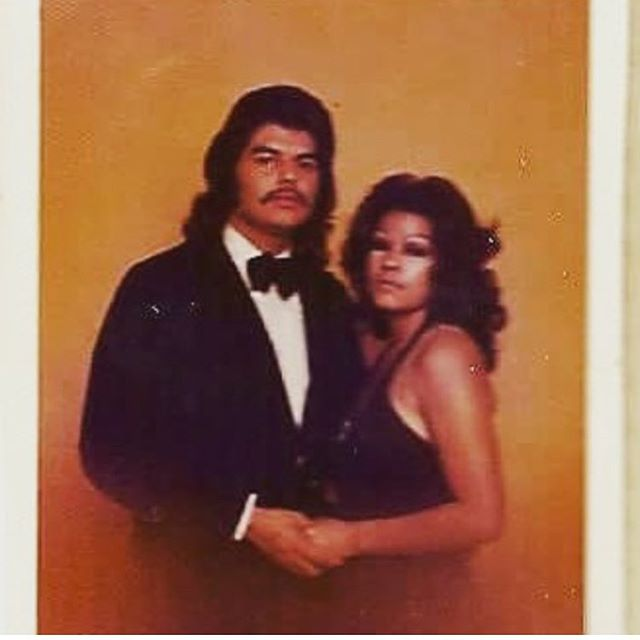 🌹Hector & Gypsy🌹 #LawndaleHigh #SouthernCalifas @167thStreet 🙏