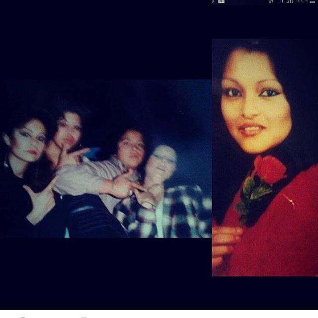 Morena, Mona, Beaver y Wina #Lennox13 #OGs #Veteranas