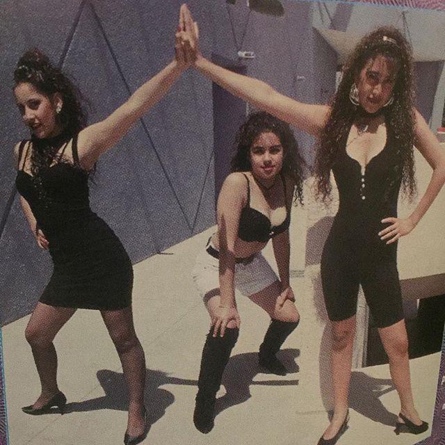 """Retro Fashion"" 1993 #StreetBeatMagazine"
