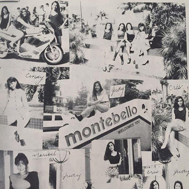 #Montebello 1991 #SouthernCali #LosAngeles 🌹