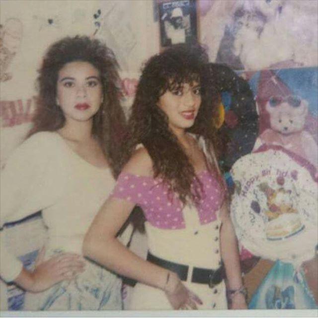 Becca & Christine '89 #Covina (photo: @ms_becka_g )