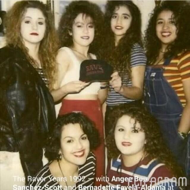 1990-1997 #90sPartyCrews