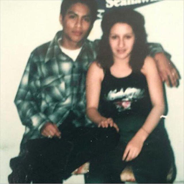 #CV3 Compton Varrio Tres Mr. Joker & his Girl Letty 1977 (photo: @lanette_77 )