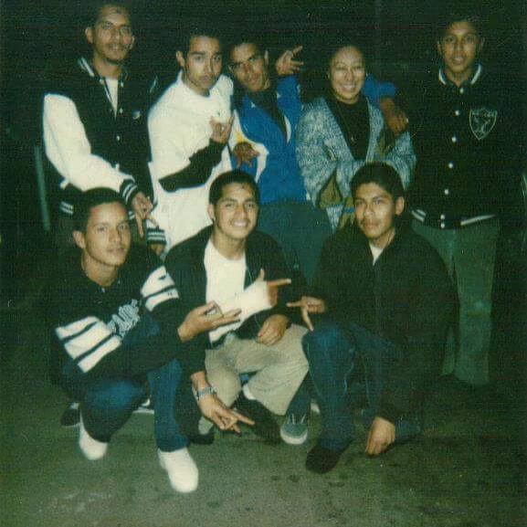#Inglewood 90-91 WS RAZA X3 TLS #Califas #RaidersNation