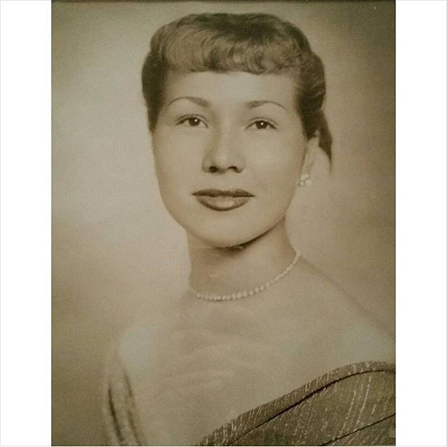 Lily age 15 1952  #BoyleHeights #LosAngeles #ElRanchoGrande