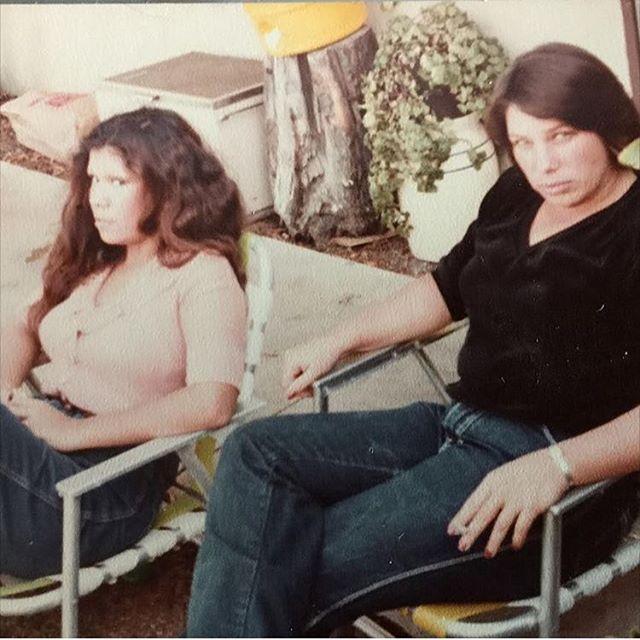 OG #sideeye 🍒 Santa Ana 1981 (photo: @missam23 )