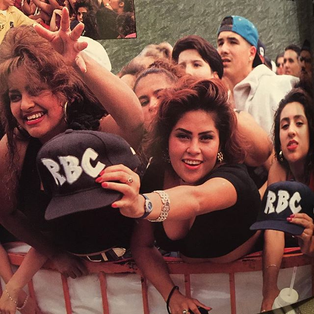"""LA Summer Jam 1993"" #LowriderMagazine #StreetBeatMagazine #Throwback"