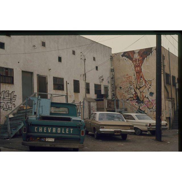 #GeraghtyLoma #CityTerrace #LosAngeles #70s