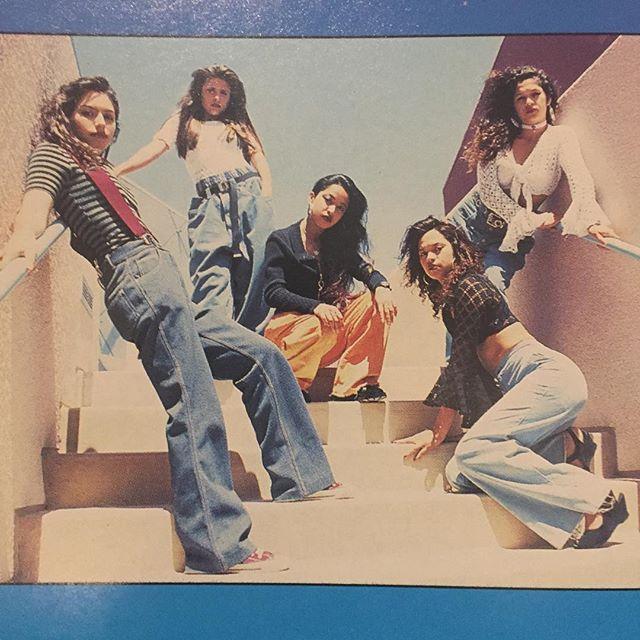 #ChicanasOfTheMonth #StreetBeatMagazine August issue 1993