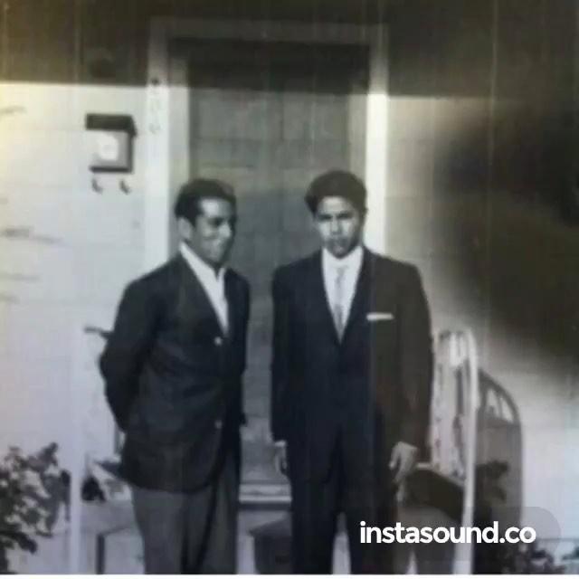 ♫ #Donjulian - i want you back - #OC #DelhiSantana back in the 1950s @abeljacob13 jefe and abuelo