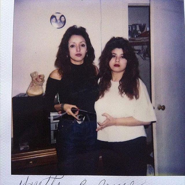 Mousé and Flaca 1993 #PFlats (photo : @yvettevargas13 ) 🎭 #PrimeraFlats