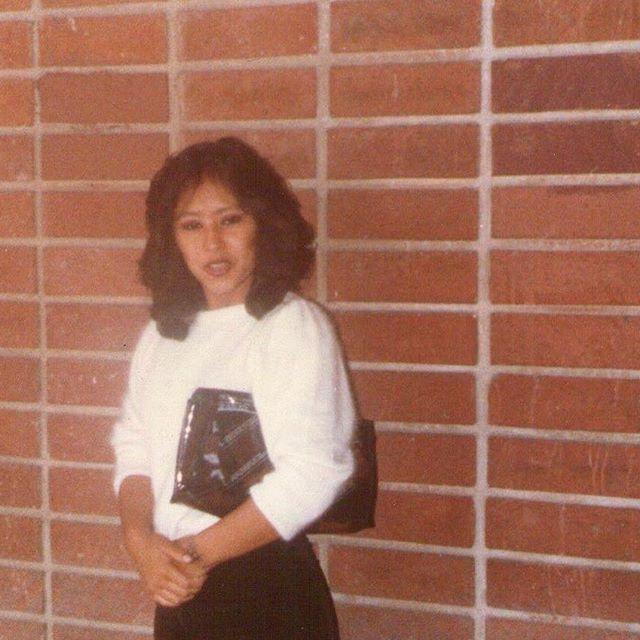 """""""Shorty"""" 1983 at El Rancho High #PicoRivera"""
