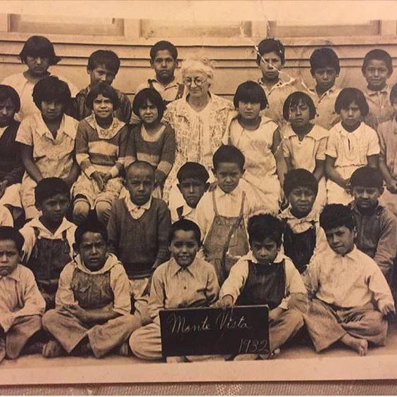 Orange County segregated schools 1932 @jessicaalvarado92 thanks for sharing