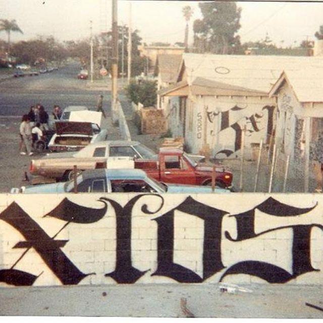 #SouthLos13 #Ganglife #Califas @treyes116