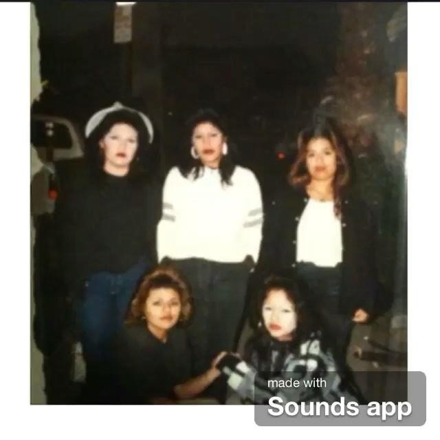 🎭~Remembering ExP~🎭 #echoparklocas La P. Wee, La Dopey , La Bashful . Echo Park The Locas 1990 (photo: @mybobby91 )