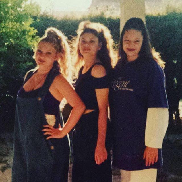 1992 #SouthCentral LA (photo: @ladymarquez4 )