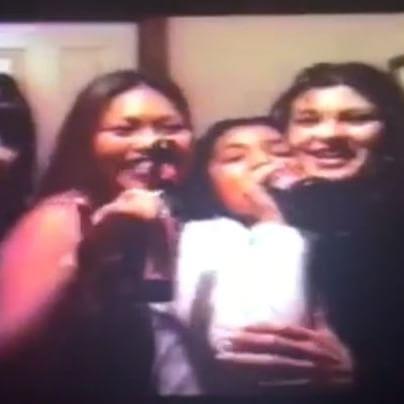 ~Home video series~ Bishop Amat and El Monte HS  @ a kickback in El Monte, CA '97 (Video: @sarochita @purhepecha ) thank you 📼