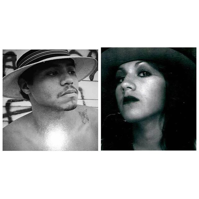 LaTina #CV3 Compton Varrio Tres 1979 & Shadow (RIP) #LynwoodYoundCrowd 1980. @ms_3dee 🙏🎭🙏 #SouthernCali
