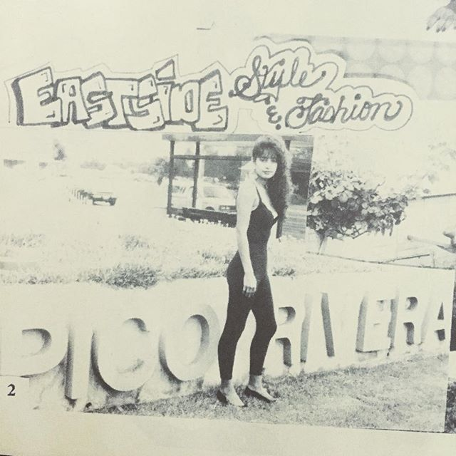\\ Pico's Finest // #PicoRivera #EastSide #StreetBeatMag 1991