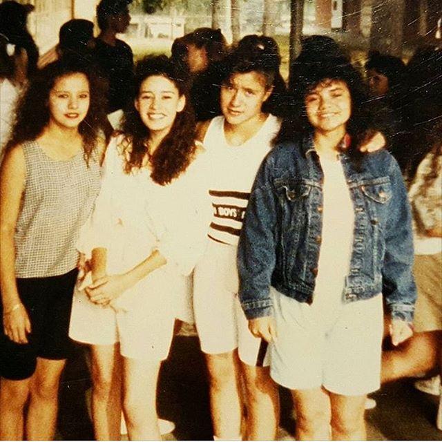 Dexter Jr. High 1987 #Whittier, Ca (photo: @1965ss )