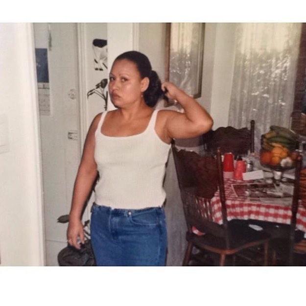 Lucia de #ChinoCalifornia 1997 #California