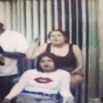 Enrique's BDAY BBQ pt. 2 #SGV San Gabriel Valley, CA 1994/5 #homevideo (Video: @maryrubyg )