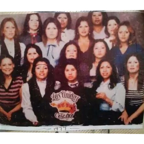 ~Las Unidas De Corona Fourth street~ 1977 #OLDSCHOOL