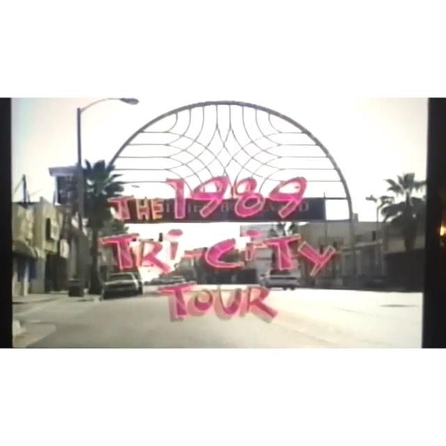 Los Angeles 1989 Super Show (Tri-City Tour) @lowridermagazine