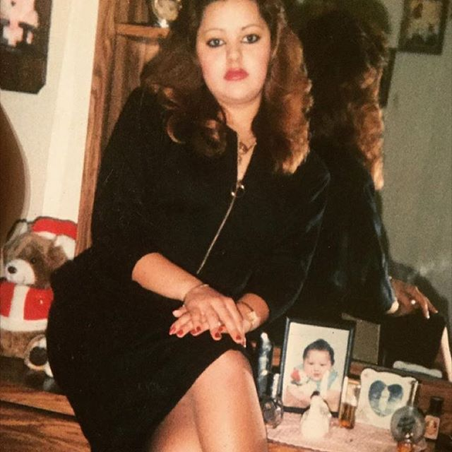 Rosa🌹from #Torrance #Califas 1987 @dneesy_c 🙏