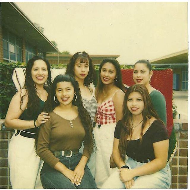 May 5 1993 El Rancho High School (photo  @fattcatt34 )