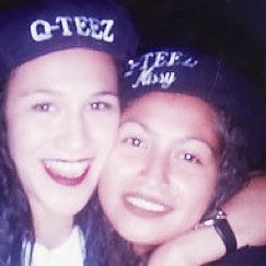 My girls #EASTLA #Qteez 💋 #90s #partycrews