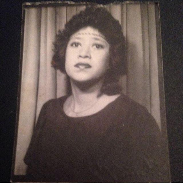 @mw2003 Jefita Annette aka Tootsie from VBH varrio brotherhood #PeoriaAZ RIP Tootsie